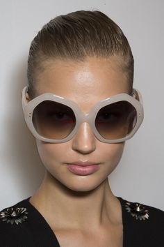 Peter Som Spring 2015 - Backstage