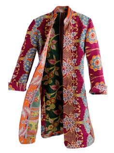 Joanna John Collection coat