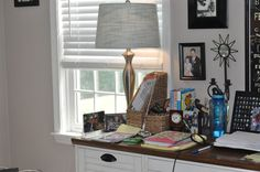 Pink Lady: A Tour of My Home Office