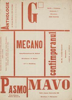 Blok 6-7 1924 inside back cover - Avant-garde and modernist magazines - Monoskop