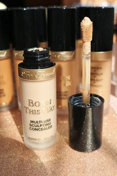 TOO FACED BORN THIS WAY CONCEALER #bornthisway❤️❣️