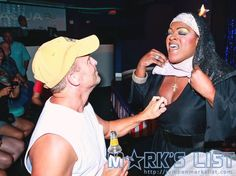 Photos of Club Aqua Key West events for The Mad Paparazzi