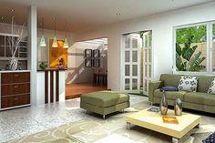 Phòng khách được xemlà nơi quan trọng nhất trong một cănnhà, chính bởi vậy - thiết kế kiến trúc nội thất cho phòng khách c