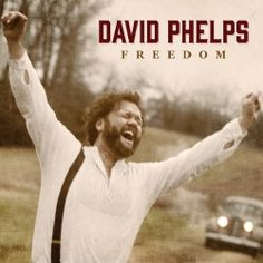 Grammy-nominated tenor David Phelps tops sales charts with FREEDOM CD