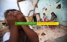 Just Brazil by alessandro cocchia, via Behance