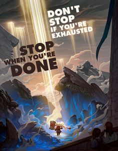 Get inspired by Poppy motivational posters   League of Legends