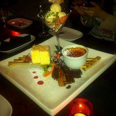 Dessert at Jazushi. Surry Hills