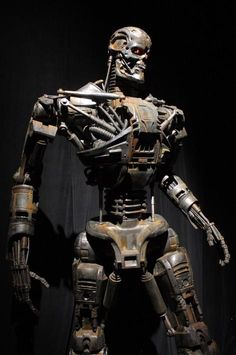 Never Saw T: Salvation, but I do love the look of the T-600