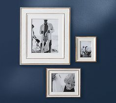 "Whitfield Frames | Pottery Barn | Large: 20.5"" x 23.5"", holds 11 x 14 photo 