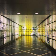 Canary Wharf CitiBank #london4all #canarywharf #olympusuk #londonlife #yellow #bestlpndonphotos by susandsylva
