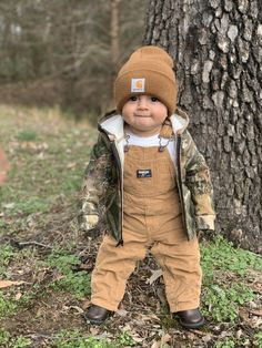 Overall outfit for baby boy Cute Baby Boy Outfits, Cute Outfits For Kids, Cute Baby Clothes, Cute Kids, Cute Babies, Baby Boy Overalls, Western Baby Clothes, Western Babies, Country Babies
