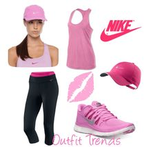Stylish workout clothes women