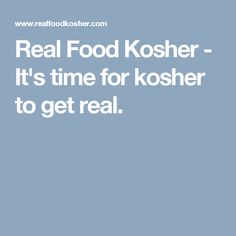 What is Kosher Food, Kosher Rules, Products, Definition, What Does ...
