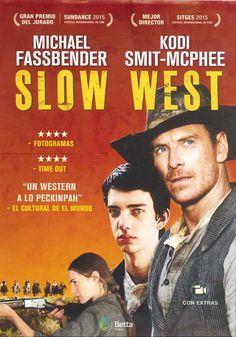 """""""Slow West"""", Reino Unido, dirigida por John Maclean. Jay es un joven aristócrata escocés que, en pleno siglo XIX, llega al viejo Oeste americano para emprender un viaje que le permita reunirse con la mujer que ama. En el camino se cruza con un misterioso y tramposo forajido, que se ofrece a acompañarle en su aventura."""