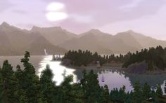 Forums - Community - The Sims Cape Garner Islands Alpine Forest, Alpine Meadow, Sims 3 Worlds, Medieval World, Forest Fairy, Sims 4 Custom Content, Vancouver Island, North West, Something To Do