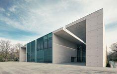 Gallery - Crematorium Baumschulenweg / Shultes Frank Architeckten - 1