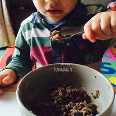 Czekoladowa owsianka Kids Meals, Baby Kids, Food, Essen, Meals, Yemek, Eten