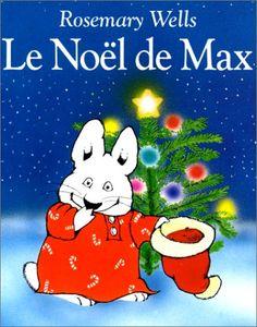 Le Noël de Max – Album – Lecture suivie – MS – Moyenne section – Maternelle – Pass Education