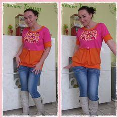 ♥ Hummelschn ♥✂ : ✂ ♥ Schnelles Shirt by #allerlieblichst