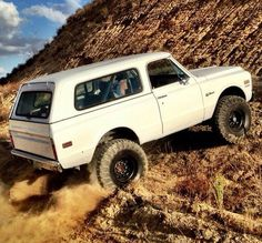 69-72 Chevy K5 blazer prerunner - Google Search