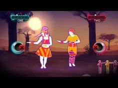 [Just Dance 3] Pata Pata - African Ladies wii - YouTube