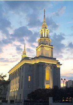 The Church of Jesus Christ of Latter Day Saints Philadelphia Temple