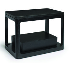 Linea Nightstand Dennis Miller Ociates Fine Contemporary Furniture Lighting And Carpets In Nyc