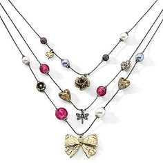 Betseyville® Bow Necklace - jcpenney