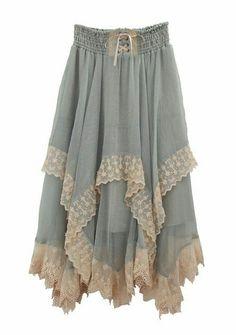 Faldas bonitas Te gustan??