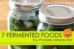 7 fermented foods you probably already eat!