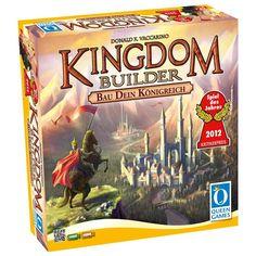 llll➤ Der Queen Games Kingdom Builder Gesellschaftsspiele Test 2016 / 2017 ✔ mit Bildern, Vor- bzw. Nachteilen und Preisvergleich. Jetzt vergleichen & günstig online bestellen!
