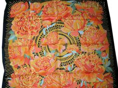 "Pivoines (from <a href=""http://piwigo.hermesscarf.com/picture?/994/category/Home"">HSCI Hermes Scarf Photo Catalogue</a>)"