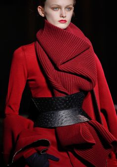 Haider Ackermann :: Fall 2012