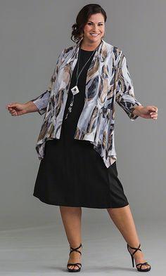 f2c3e53c96d Uptown Jacket   MiB Plus Size Fashion for Women   Spring Fashion http