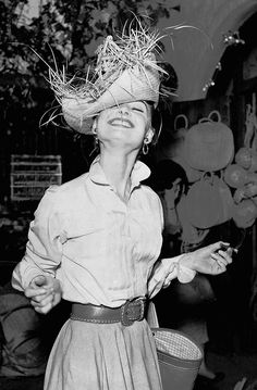 "maggiepollitts: "" "" Audrey Hepburn photographed by Earl Theisen shopping in a Mexican market, 1954. "" """