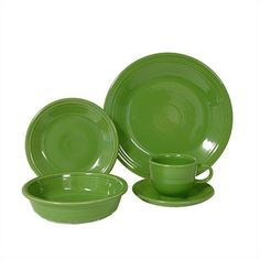 green dishes - OH YES