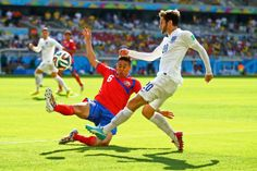 Costa Rica vs. England: Another Team Fails to Punish the Ticos' High Line