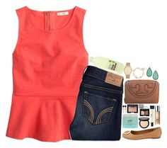 Thank you so much for 500!!! by lmr14 on Polyvore featuring polyvore, fashion, style, J.Crew, Tory Burch, Kate Spade, Carolee, Clinique, NARS Cosmetics, philosophy, Essie, Hollister Co. and clothing