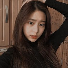 ♡┊icon - minju izone My Friend, Friends, Kim Min, White Aesthetic, 3 In One, Girl Crushes, Idol, Random, Memes