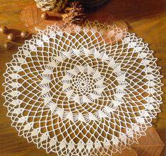 World crochet: Napkin 339