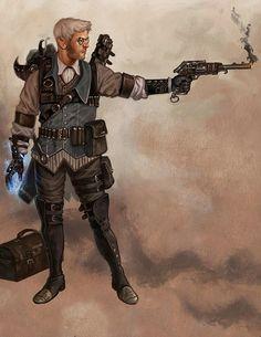 Gunslinger Martial Archetype for Fighters - Dungeon Masters Guild | Dungeon Masters Guild
