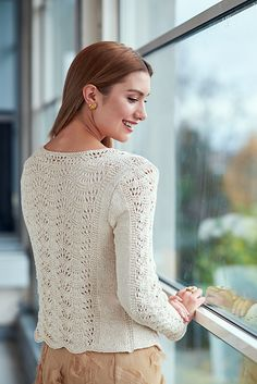 Ravelry: Adoe pattern by Linda Marveng