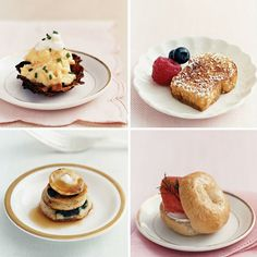 Unexpected wedding food idea: serve breakfast for dinner (or hors d'oeuvres)