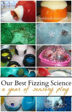 Year Fizzing Erupting Baking Soda Science Activities For Kids