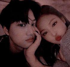 After dispatch dropped the news that Jennie and Kai are reportedly da… Exo Couple, Korean Couple, Couple Goals, Kai Exo, Chanyeol, Hyuna, Secret Relationship, Photo Deco, Kpop Couples