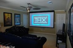 1000 Images About Projector Living Room On Pinterest Projector Screens Sc