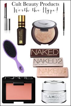 Cult beauty products that are actually worth the hype!