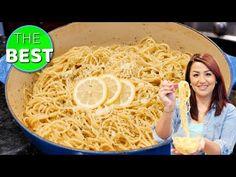 How to make Lemon Pepper Oil Green Enchilada Recipe, Recipes With Enchilada Sauce, Fajita Recipe, Sauce Recipes, Beef Recipes, Pasta Recipes, Dinner Recipes, Queso Fresco Recipe