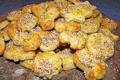 Parmesan-Pesto-Kekse, ein tolles Rezept aus der Kategorie Backen. Bewertungen: 1. Durchschnitt: Ø 3,3.
