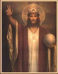 Jesucristo, Rey del universo. ~ KING OF THE UNIVERSE